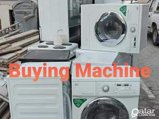 # We Buy Damage Washing Machine, Call 50378706