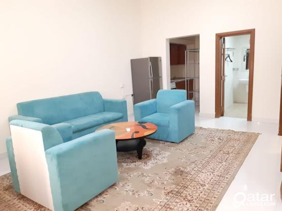 Fully Furnished 1 Bhk for rent Bin Omran..