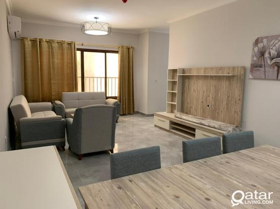 Amazing 2BHK Brand New Apartment in Wukair (Compound Facility)