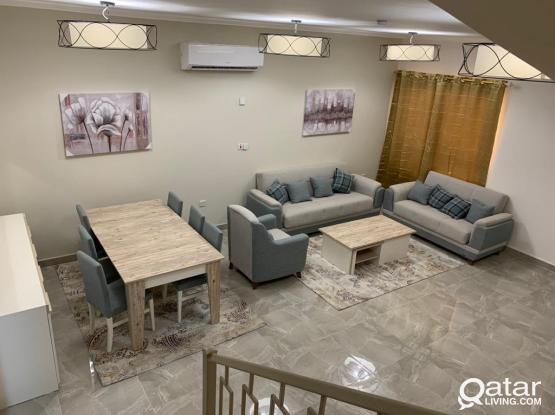 Splendid Deal! Brand New FF Villas in Wukair (Compound Facility)