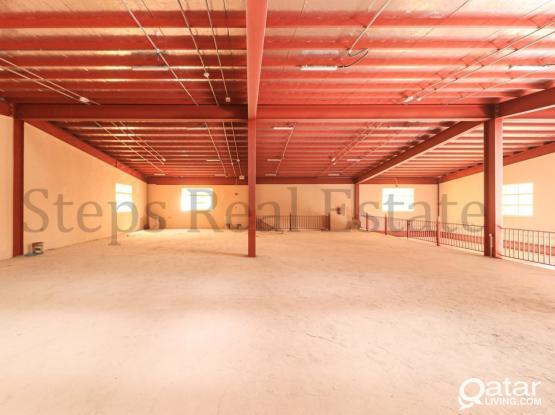 94 units Labor Accommodation & 800SQM Store