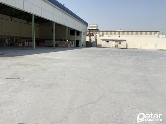 800SQUARE METER STORE WITH 3000 SQM LAND &19 ROOMS  FOR RENT IN INDUSTRIAL AREA