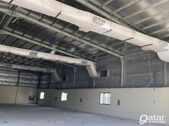 FOOD STORE FOR RENT IN INDUSTRIAL AREA