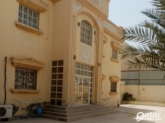 Studio Family Room Available for Rent Near Al-Maha Academy Behind Safari Hypermarket In Ain Khaled