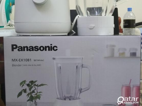 Panasonic mixer grinder