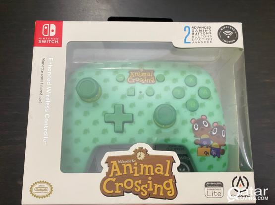 Brand New Nintendo Animal Crossing Elite Wireless Controller