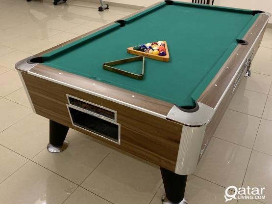 Lightly Used Pool Table