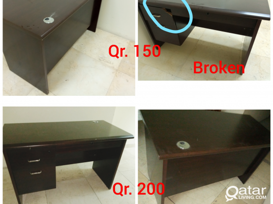 Mix Office Furniture for sell