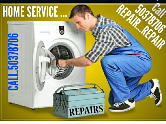☆☆ Washing Machine Repair, Contact 50378706