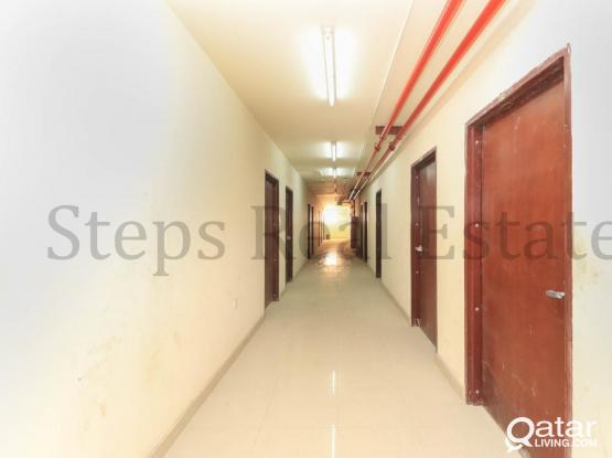 54 Rooms Labor Camp Available in Industrial Area