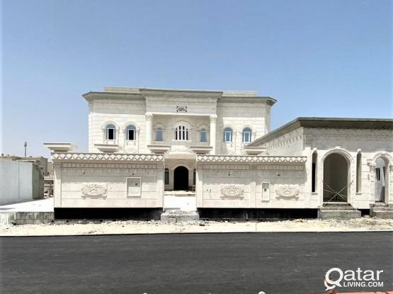 Brand New Huge 10BR Villa in Al Mashaf - للبيع فيلا بمنطقة المشاف