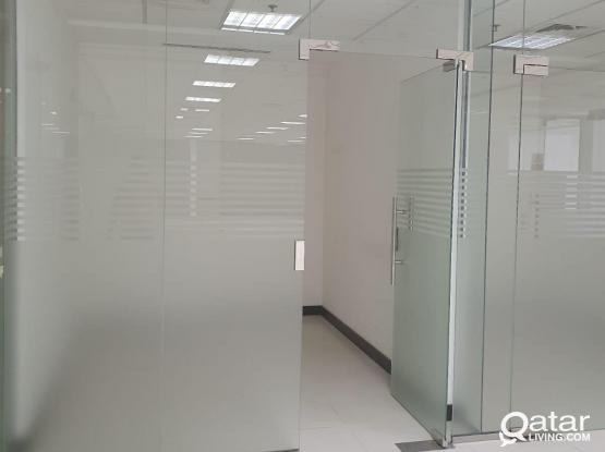 Offices space for rent (Baladiyya Approval)