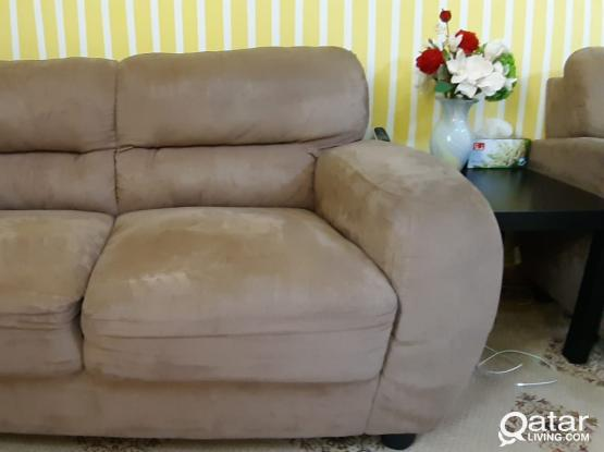2 & 3 Seater Sofa Set for sale