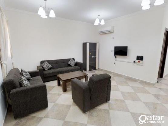 Captivating 2BR-Fully Furnished Apartment for rent in Al Duhail