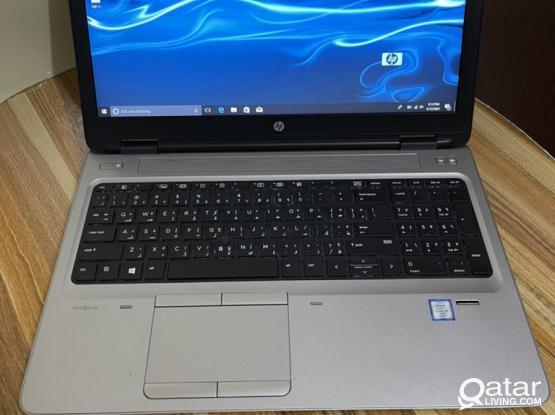 HP probook 650 G2  Processi5 memory:8.0 gb HDD 500
