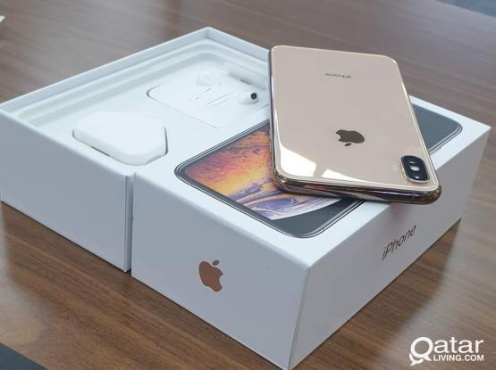 I Phone X Max- 256 GB