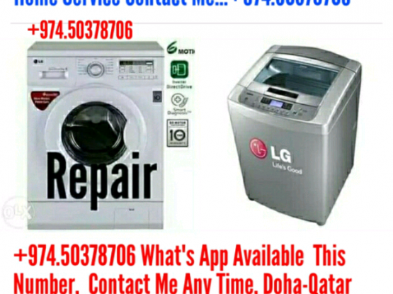 ☆. Washing Machine Repair, Contact 50378706