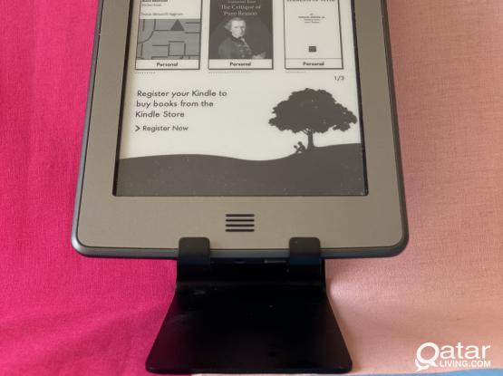 Kindle Touch Wifi, 6' E Ink Display