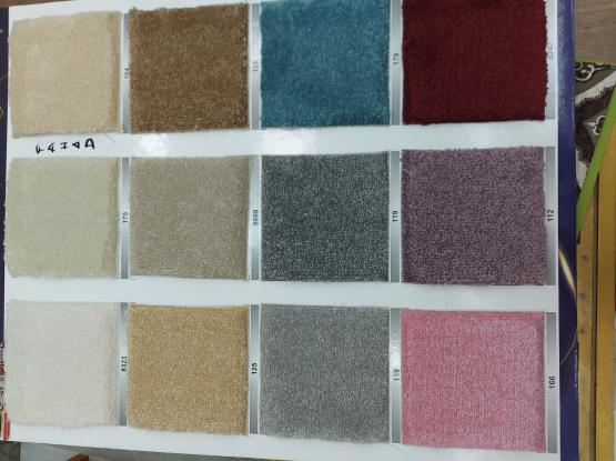 Doha carpet cartain barquet work