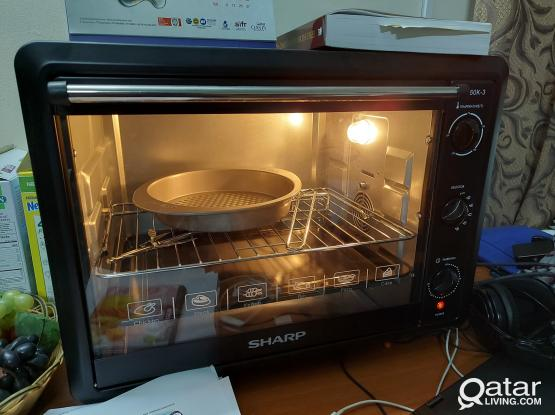 Sharp New Oven ( not used much)