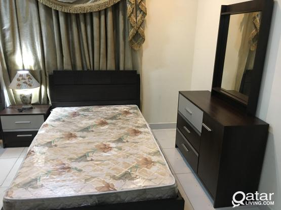 Home canter used Single Bed set no wardrobe for Sell