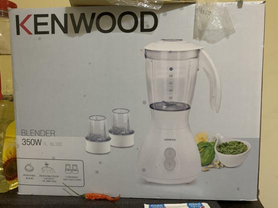 Brand New Kenwood Blender