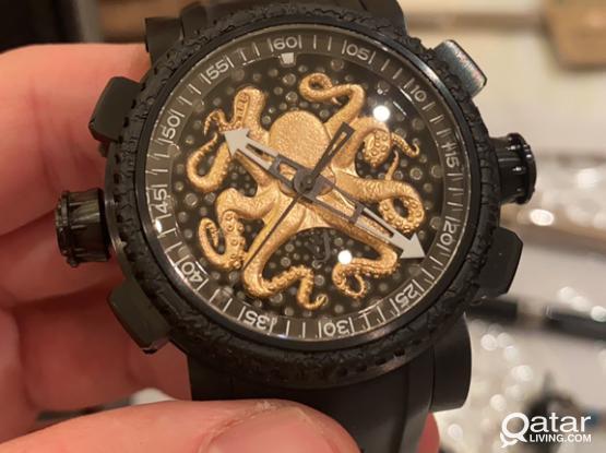 Romain-Jerome Gold Octopus
