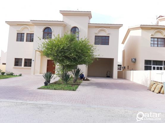 Spacious 3bed private villa in a compound in Duhail