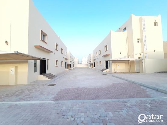 villa compound for rent (8 villa's) at al khor