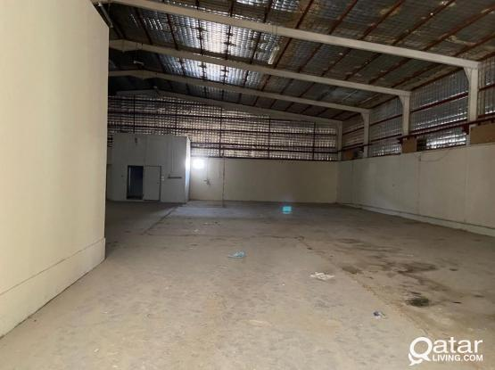 700 SQUARE METER STORE FOR RENT IN INDUSTRIAL AREA