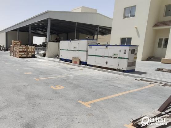2000 Store, Workshop, Garage With 12 Room For Rent