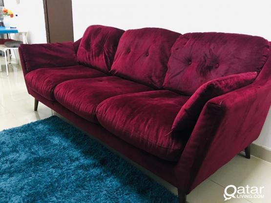 New Condition sofas