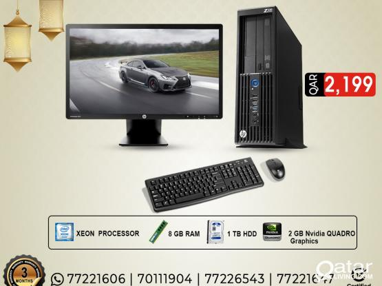 HP Z230 WORKSTATION XEON PROCESSOR (MINI WORKSTATION)