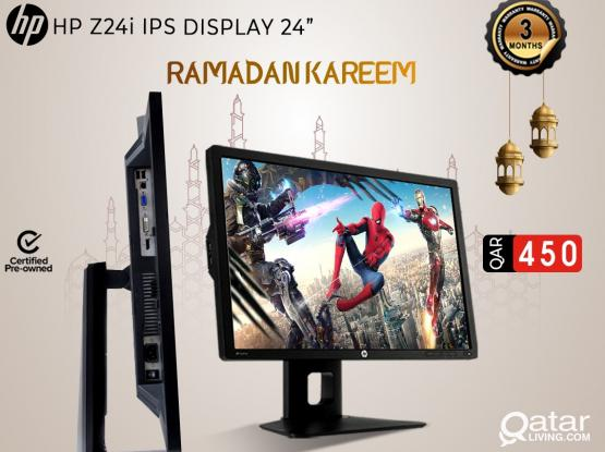 HP Z24i IPS BUSINESS MONITOR (ONLY FOR HIGH END USERS)