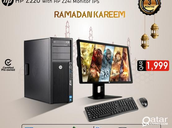 HP Z220 WORKSTATION XEON PROCESSOR (FOR DESIGNERS USE ONLY)