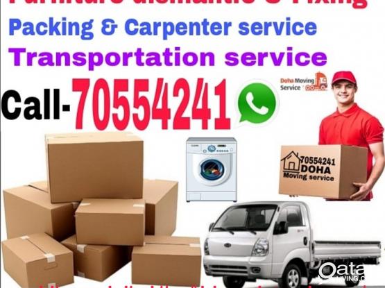 Doha moving service & carpenter