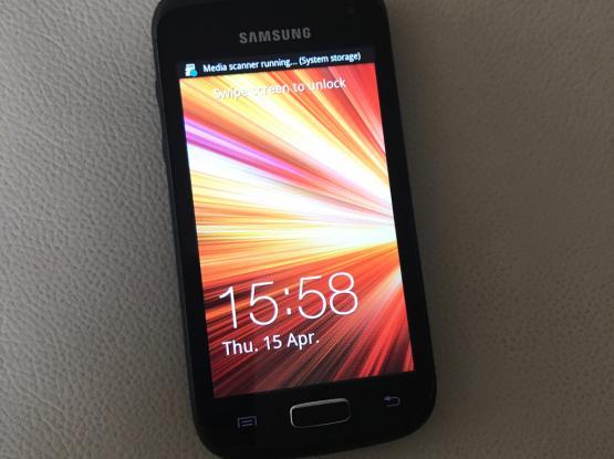 Samsung Galaxy Mobile GT-18150