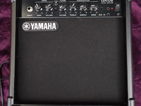 YAMAHA Yamaha Audio GA15II Electric Guitar Box Pia