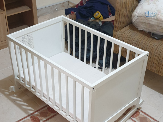 Baby bed from ikea