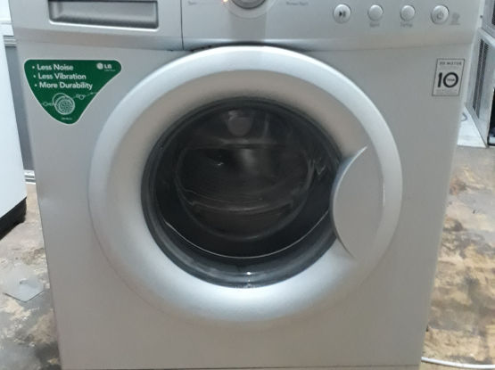 Lg washing machine for sale Very good condition go