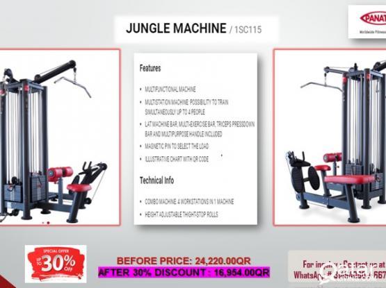 PANATTA JUNGLE MACHINE