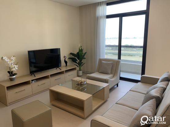 NO COMMISSION! Furnished Luxurious 1Bedroom