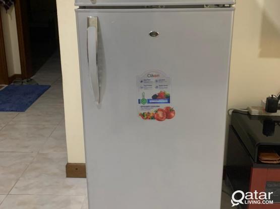 180 liter fridge