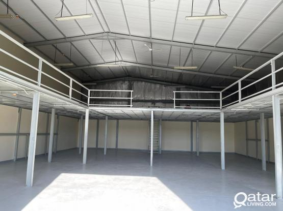 Brand New 600 Sqm and 8 Rooms Carpentry Workshop in Industrial