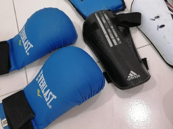 Boxing and Football tools