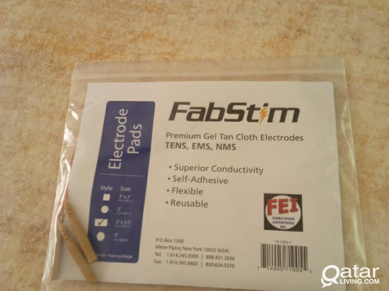 Electrotherapy pads