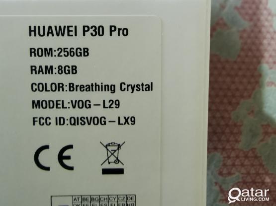 huawei P30 pro, 8gb. 256gb, Swap