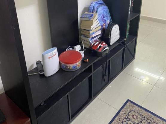 IKEA Tv Cabinet With Show Case
