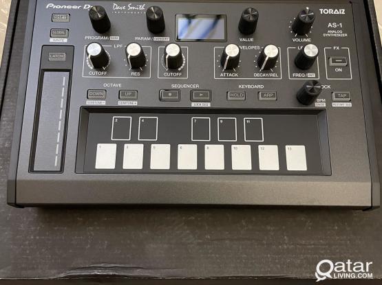Toraiz AS-1 Analog Synthesizer (New)