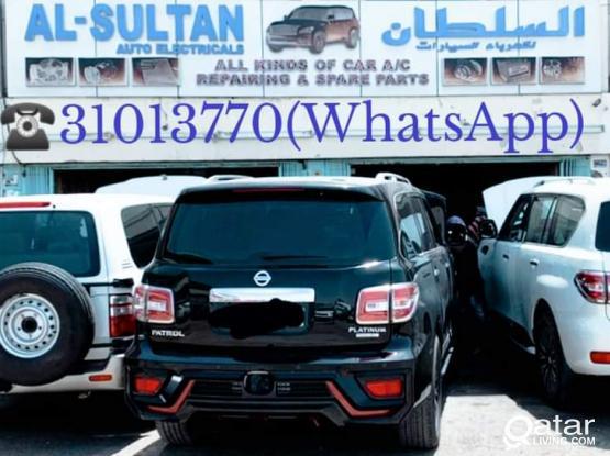 AL-Sultan (CAR Ac Repairing)